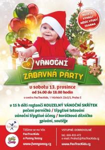 Vánoční zábavná párty
