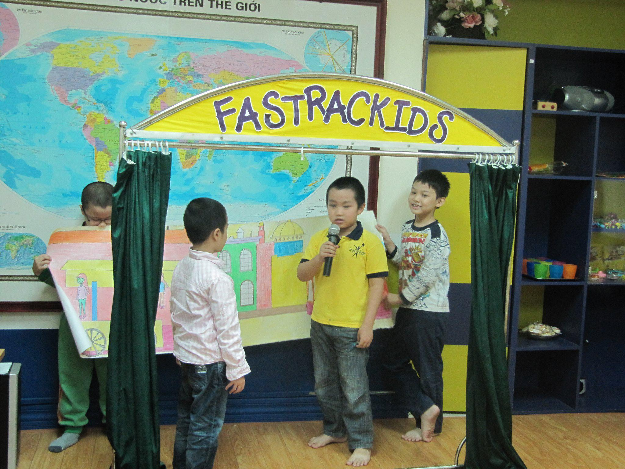 Metodologie FasTracKids